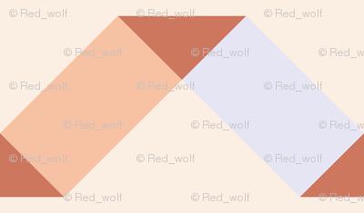 Geometric Pattern: Spiral: Timber