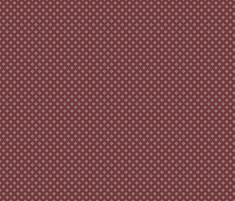 Geometric Pattern: Diamond Weave: Berry fabric by red_wolf on Spoonflower - custom fabric