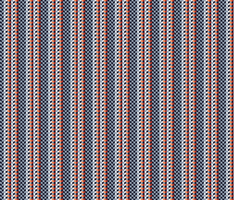 Geometric Pattern: Chevron: Flutter fabric by red_wolf on Spoonflower - custom fabric