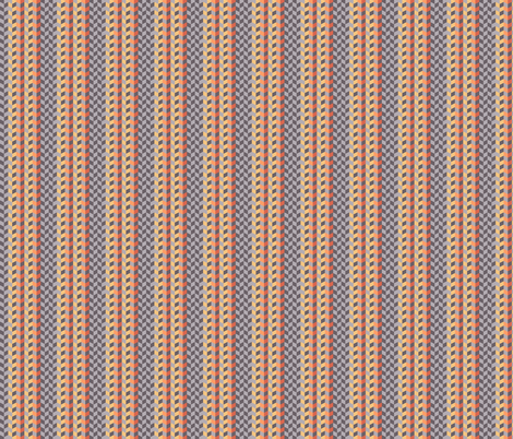 Geometric Pattern: Chevron: Sunset fabric by red_wolf on Spoonflower - custom fabric