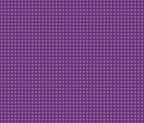 Geometric Pattern: Weave: Purple fabric by red_wolf on Spoonflower - custom fabric