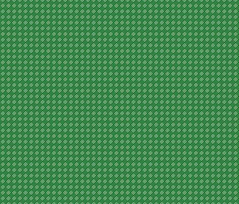 Geometric Pattern: Weave: Green fabric by red_wolf on Spoonflower - custom fabric