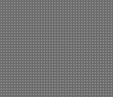 Geometric Pattern: Weave: Grey fabric by red_wolf on Spoonflower - custom fabric