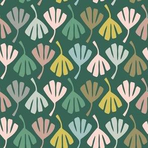Fan Leaves // Green