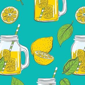 Lemon Time - Aqua 3