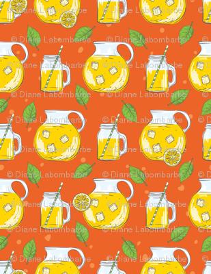 Lemon Time - Orange 9