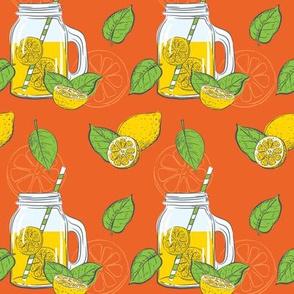 Lemon Time - Orange 2