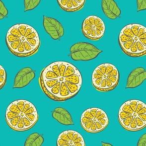 Lemon Time - Aqua 5