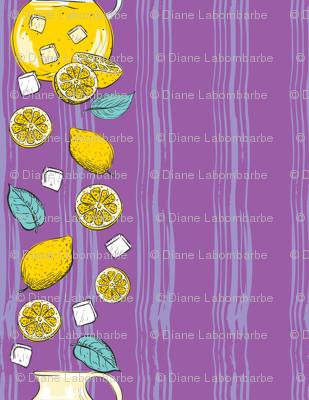 Lemon Time - Purple 7
