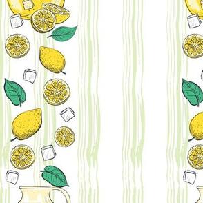 Lemon Time - White 7