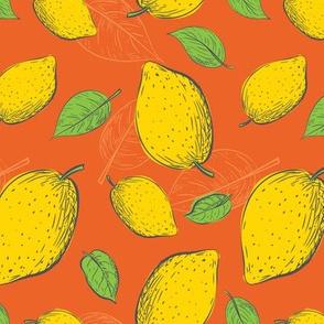 Lemon Time -  Orange