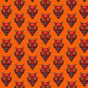Orange Devil