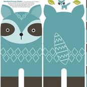 Woodland - Racoon