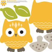 Woodland - Owl