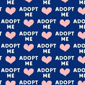 adopt me - pink & blue