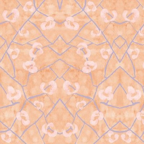 Peachy  Pattern