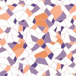 Geometric Blocks Violet