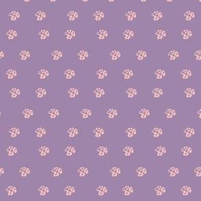 Tiny Flower Violet