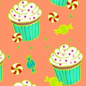 I Love Cupcakes & Candy!