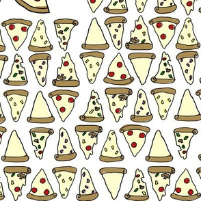 Pizza the Pie in Color