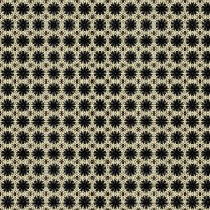 Black and Gold Fractal
