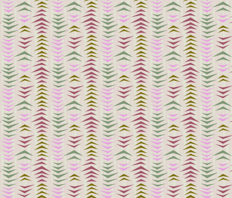 Tiki Geese fabric by ameemax on Spoonflower - custom fabric