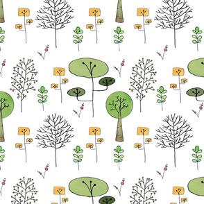 Mod Woodland