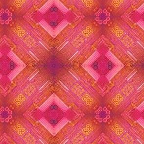 Hot Pink Geometry