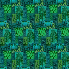 Moku Malihini small (blue)