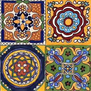 Talavera Four Square