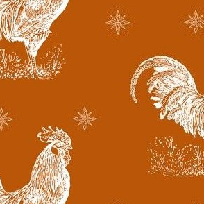 ROOSTER SIENNA