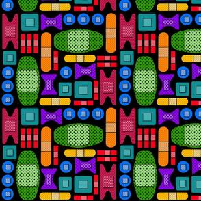Colorful Bandaids