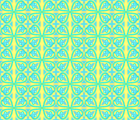 bizantine 153 fabric by hypersphere on Spoonflower - custom fabric