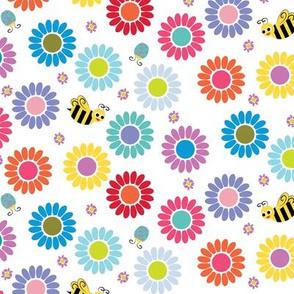 Hippie Bee Happy