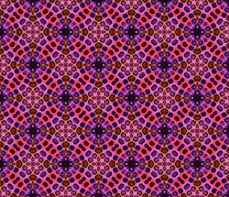 Circular Mosaic fabric by linda_baysinger_peck on Spoonflower - custom fabric