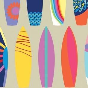 Hippie Surfboards