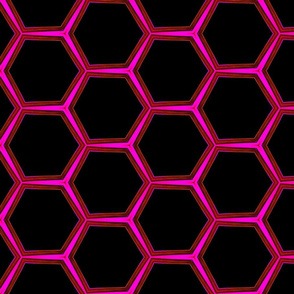Disco Honeycomb