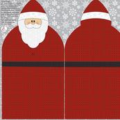 Santa Plushies B