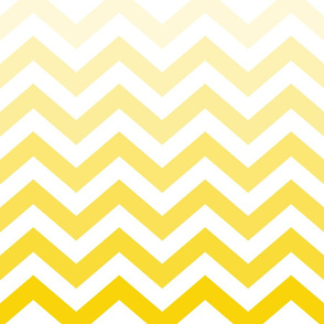 chevron ombre gelb orange