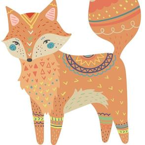 Fuchs Indianer 1