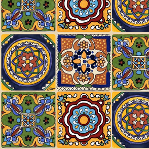Talavera Six Oblong