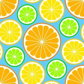 07781599 : U865 citrus : orange lemon lime