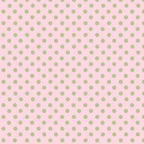 puntitos PERFECTOS rosa claro