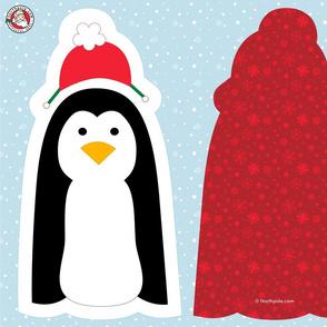 Northpole.com Penguin Plushie