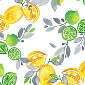 Wispy Lemon & lime