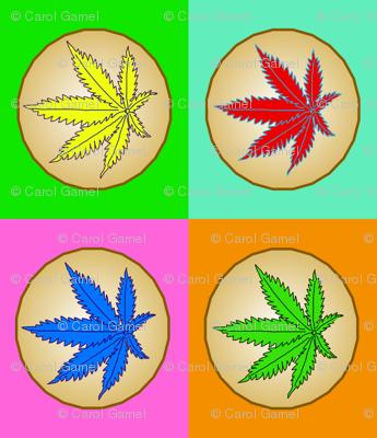 Mr Warhol's Marijuana Cookies II