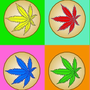 Mr Warhol's Marijuana Cookies II