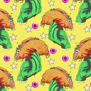 zombie taco