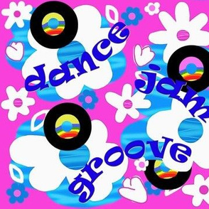 Lets  Dance Groove Jam