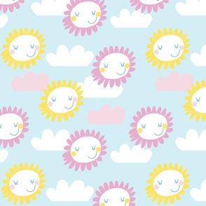 happy suns
